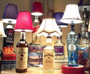 Ide Kreatif Merubah Botol Bekas Menjadi Hiasan Bernilai Tinggi